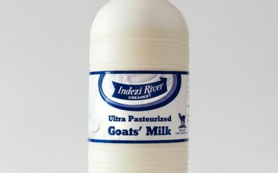 Full Cream Whole Goats' Milk