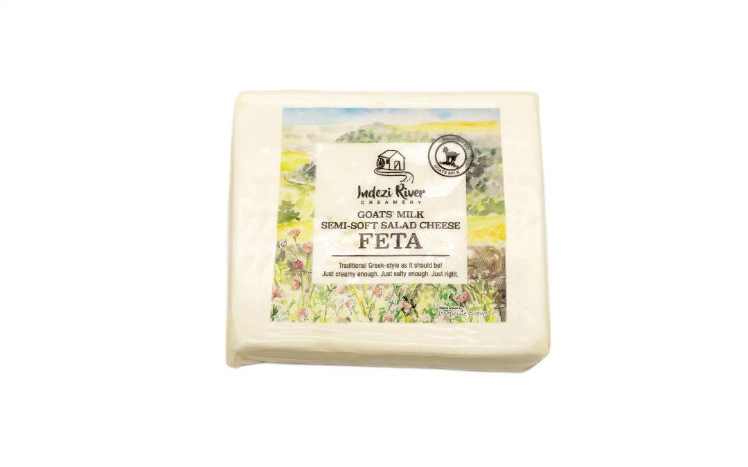 Goats Milk Cheese Feta